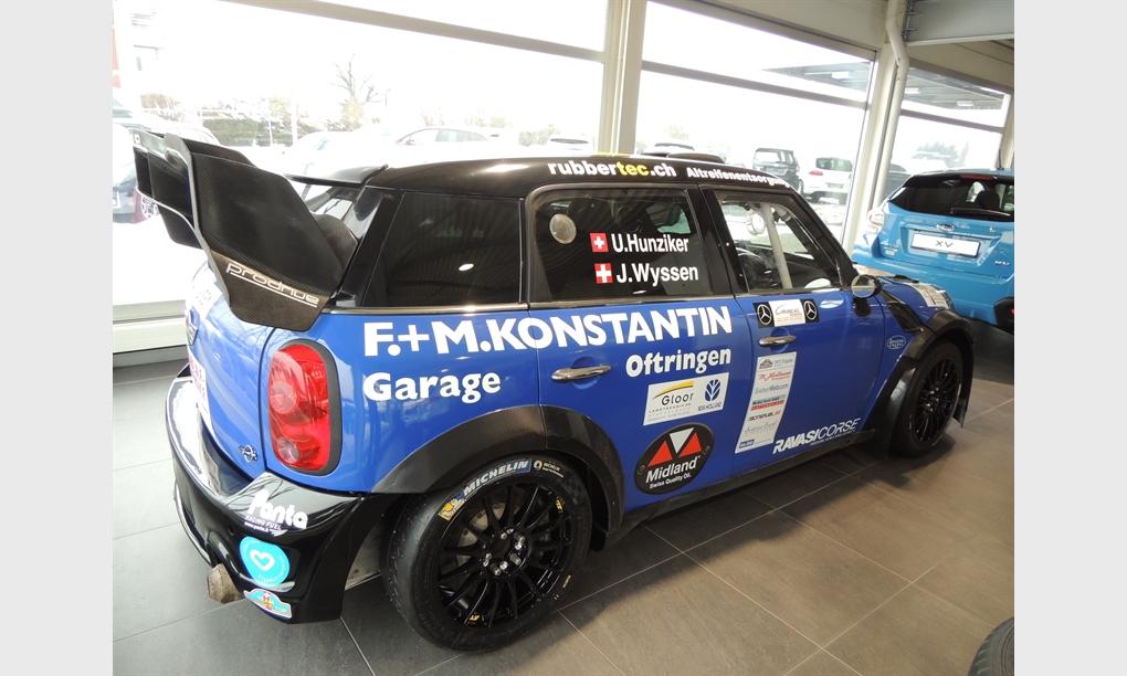 Sponsoring Rallyteam