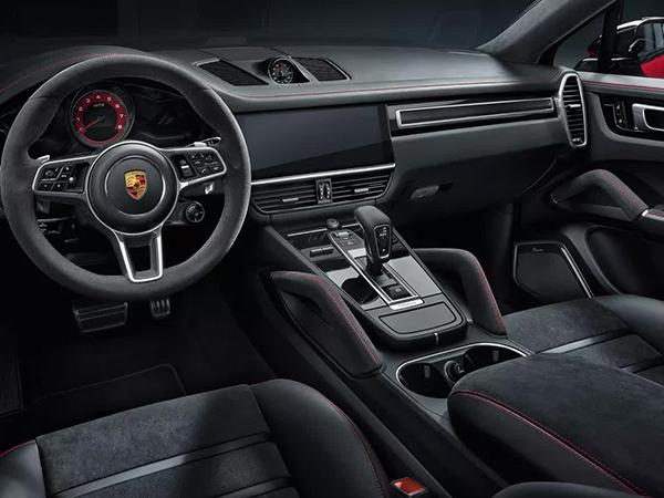 GTS Interior.