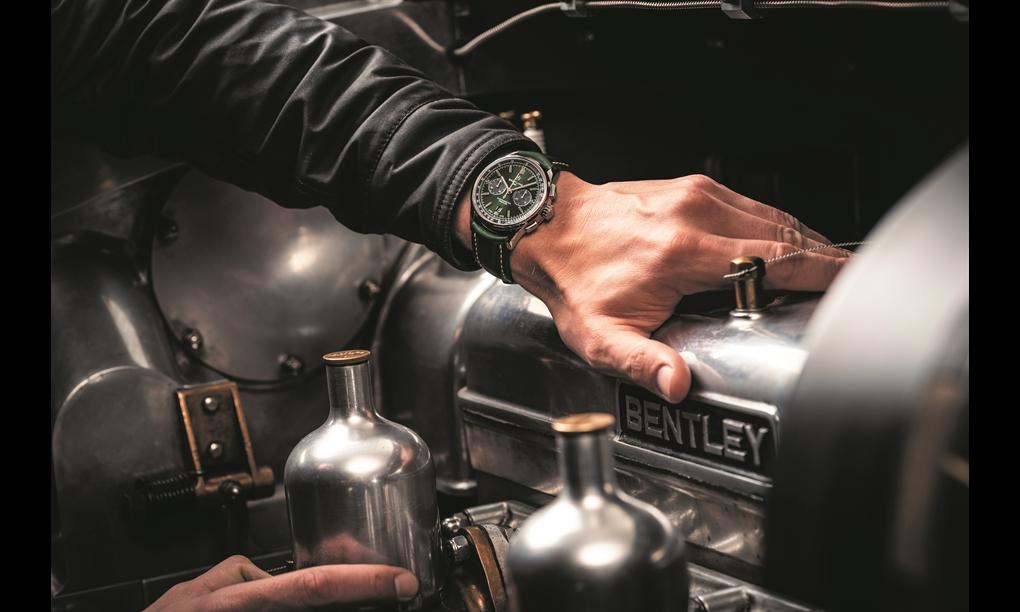 Sonderangebot Bentley inkl. Breitling for Bentley Chronographen
