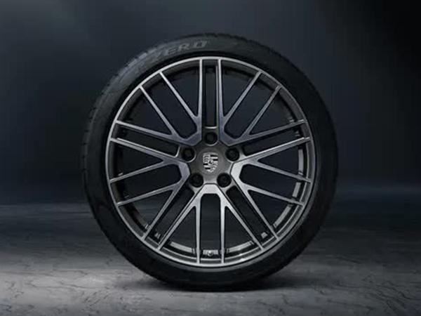 Wheels.
