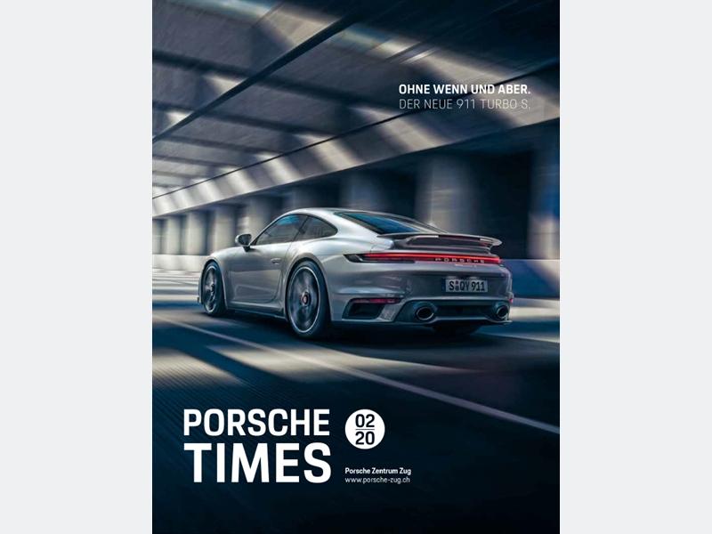 Porsche Times 02/2020