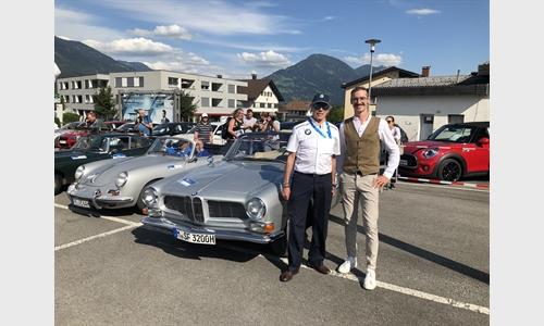 Foto der News 11. Arlberg Classic zu Gast bei BMW Unterberger Nenzing