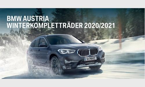 Foto der News Winterkompletträder 2020 / 2021