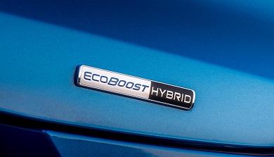 1,0 EcoBoost 125 PS HYBRID