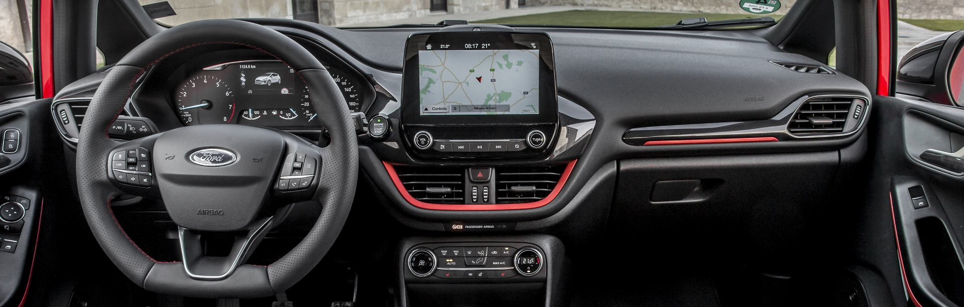 Ford Fiesta Cool & Connect 5-türig