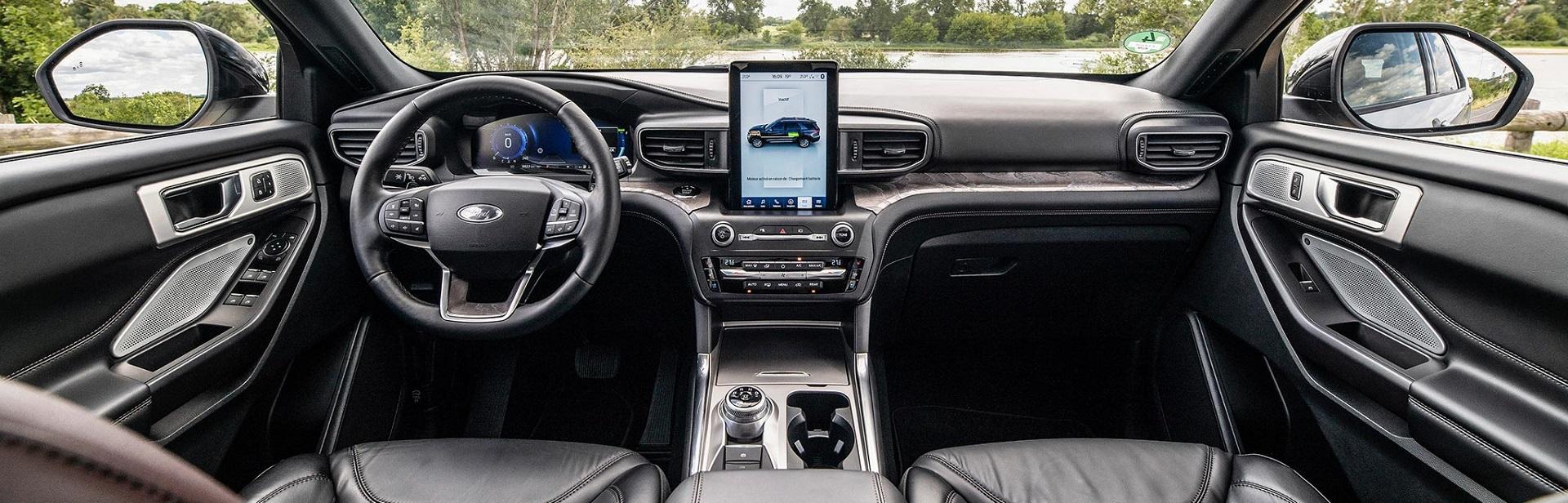Der neue Ford Explorer Plug-In Hybrid