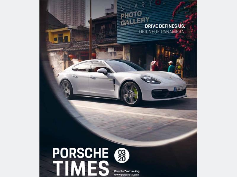 Porsche Times 03/2020