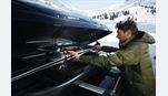 Foto der News Für grosse Pläne und kleine Ausflüge. Die Dachboxen von Porsche Tequipment.