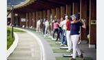Foto der News Das Porsche Zentrum Zug wird offizieller Partner des Golfpark Holzhäusern.