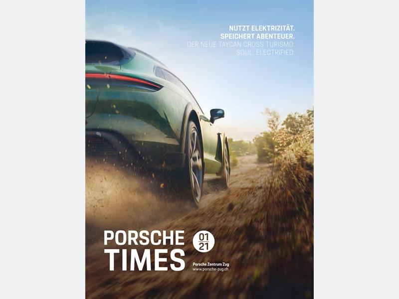 Porsche Times 01/2021