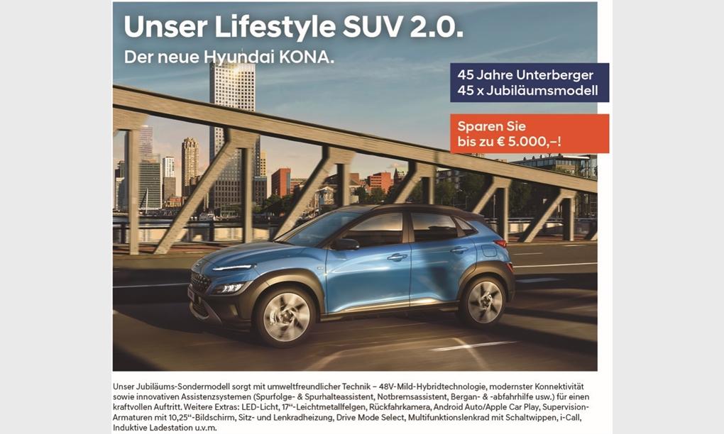 Unser Lifestyle SUV 2.0