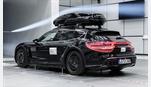 Foto der News Porsche Tequipment bringt Performance-Dachbox auf den Markt
