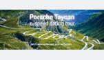 Foto der News Porsche Taycan e-speed dating tour 2021