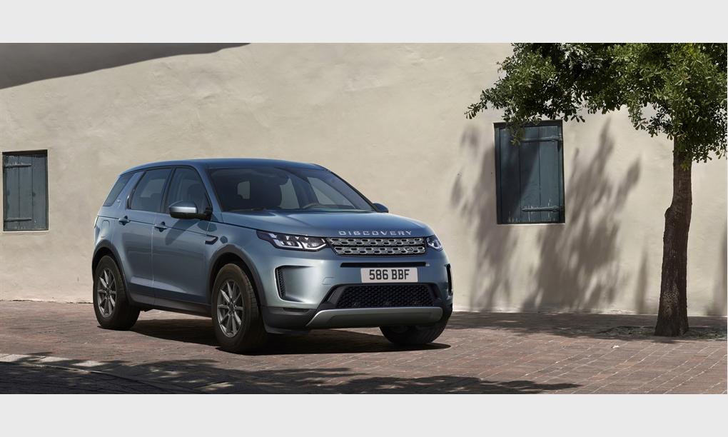 Land Rover Discovery Sport 45 Jahre Unterberger Sondermodell