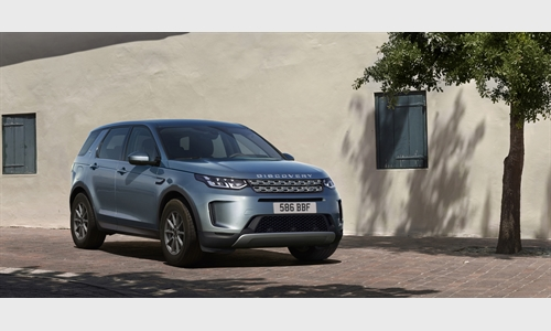Foto der News Land Rover Discovery Sport Unterberger Sondermodell limited