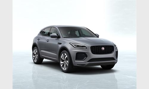 Foto der News Jaguar E-Pace Unterberger Sondermodell limited