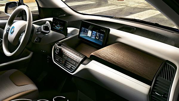 INTELLIGENTE TECHNOLOGIEN DES BMW i3.