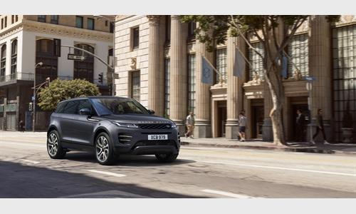 Foto der News Range Rover Evoque Unterberger Sondermodell limited