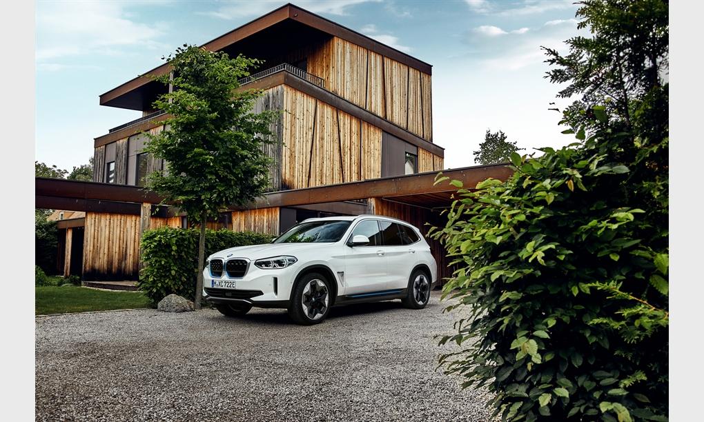 Unternehmer-Leasingangebot BMW iX3