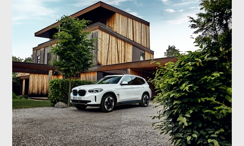 Foto der News Unternehmer-Leasingangebot BMW iX3