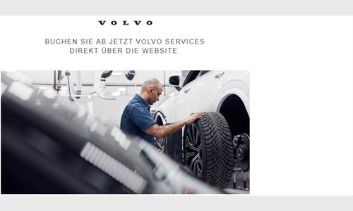 Foto des Serviceangebots  Buchen Sie ab jetzt Volvo Services direkt über die Website