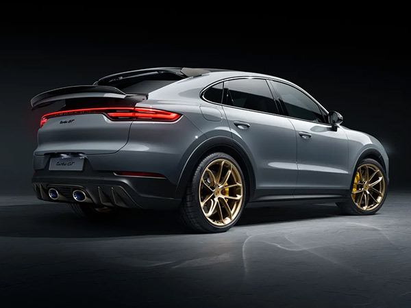 Tuned for absolute athleticism with improved dynamics: the performance chassis.