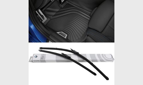 Scheibenwischer & Allwettermatten für Ihren BMW & MINI