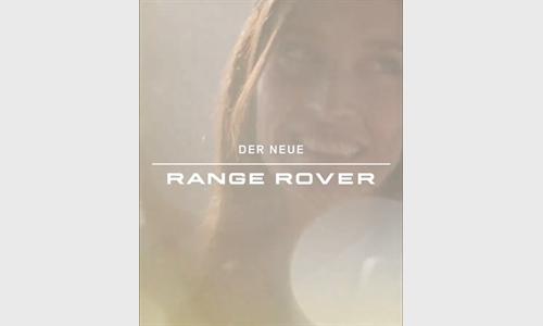 Weltpremiere des neuen Range Rover