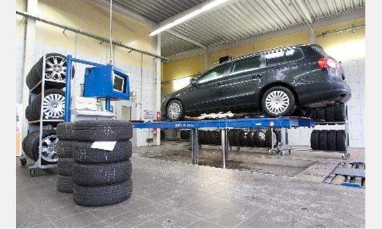 Foto des Serviceangebots TöFi-Reifen und Räder-Service
