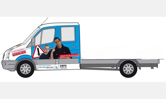 Foto des Serviceangebots Mobilitätsgrantie