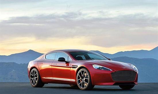 """Bild der News Aston Martin Vanquish und Rapide siegreich in Leserwahl """"Die besten Autos 2014"""" in der Schweiz"""
