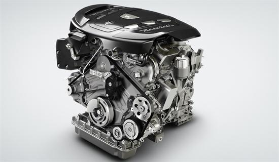 Ein sportlicher Dieselmotor