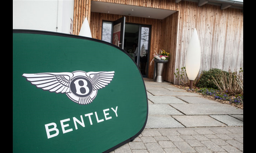 Spring Welcome 2014! Bentley Hannover