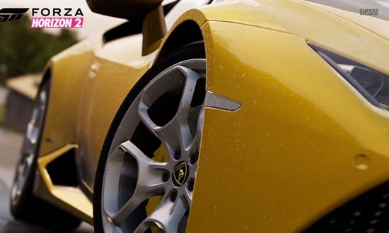Bild der News Lamborghini LP 610-4 Huracán: Das Auto von Forza Horizon 2