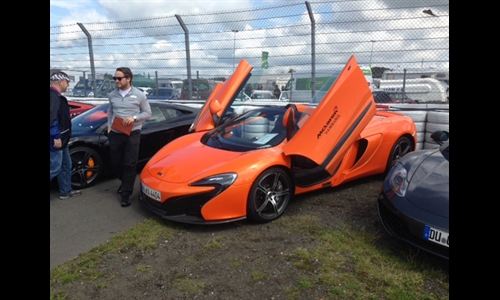 Foto der News 42. AvD-Oldtimer-Grand-Prix 2014 auf dem Nürburgring – Review