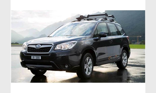 Foto der News Die Subaru Crosstrek Sonderserie!