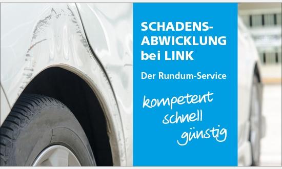 Foto des Downloads Autohaus Link - Schadensabwicklung