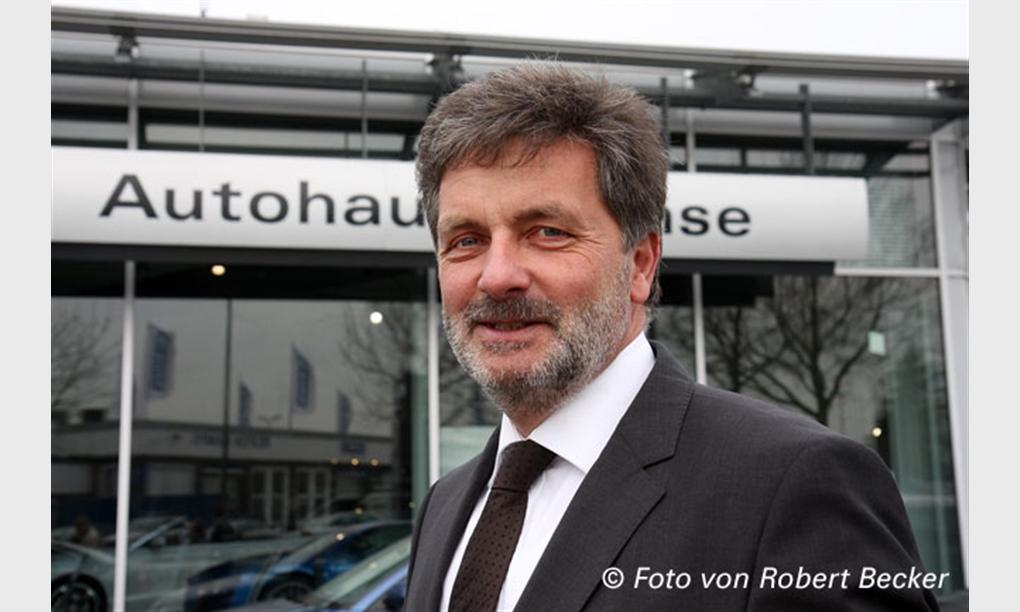Matthias Mense: Vom Käfer-Bastler zum Chef