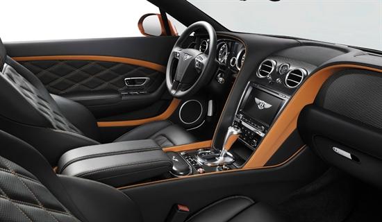 Interieur: einladender, exklusiver Luxus und hochentwickelte Technologie