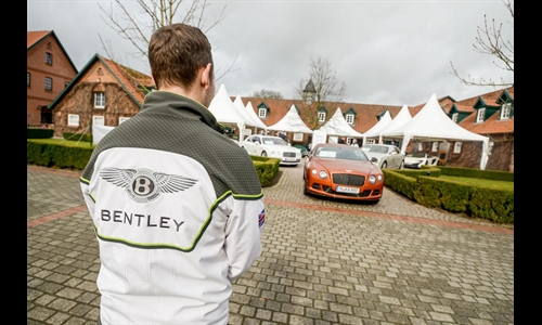Foto der News Review – Spring Welcome 2015 Bentley Hannover