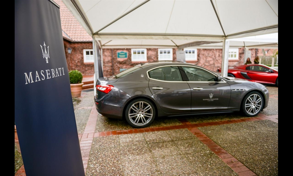 Review – Spring Welcome 2015 Maserati Hannover