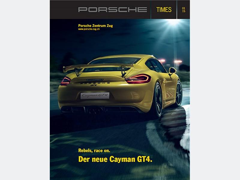 Porsche Times 01/2015