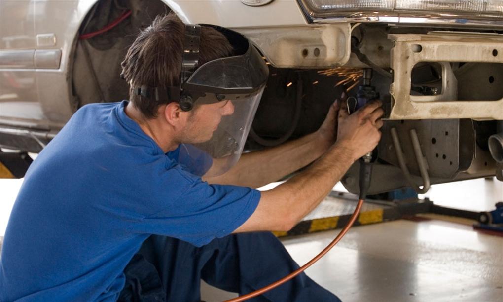 Foto des Stellenangebots Ausbildung zum Karosserie- und Fahrzeugbaumechaniker (m/w)
