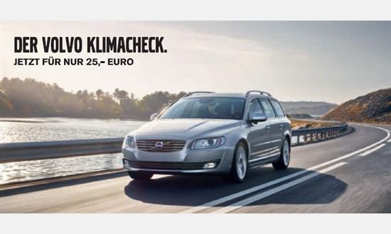 Foto des Serviceangebots Der Volvo Klimacheck