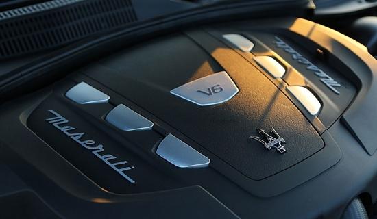 Der erste Dieselmotor der Maserati Geschichte ist der Sportlichkeit verpflichtet