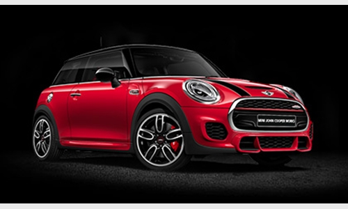 MINI John Cooper Works Modelle
