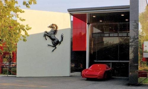 Foto der News Infotainment-System 1DIN Ferrari Genuine