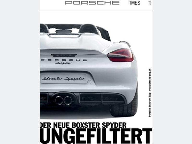 Porsche Times 02/2015