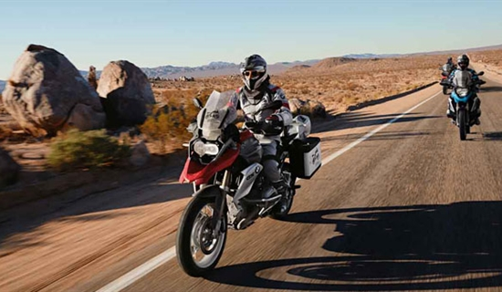 One World. One R 1200 GS: Die Tour Ihres Lebens.