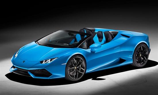 Bild der News Der Lamborghini Huracán LP 610-4 Spyder